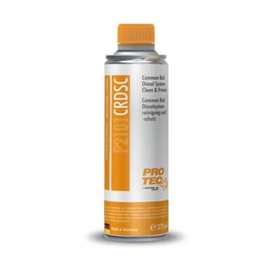Solutie curatare depuneri de pe sistemul de injectie Diesel , COMMON RAIL DIESEL SYSTEM PROTEC 375 ML