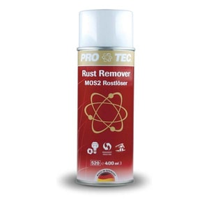 Spray pentru indepartarea ruginii, RUST REMOVER AEROSOL PROTEC 400 ML