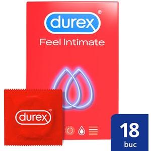 Prezervative DUREX Feel Intimate, 18buc