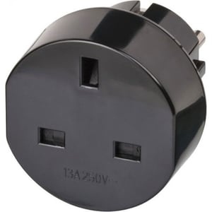 Adaptor priza UK - RO HAMA 149816