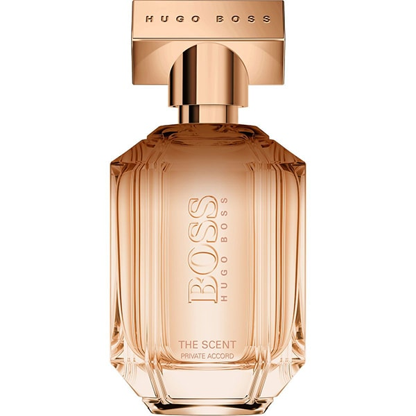 Apa de parfum HUGO BOSS The Scent Private Accord, Femei, 50ml
