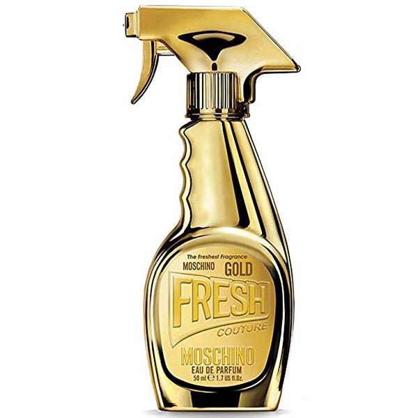 Apa de parfum MOSCHINO Gold Fresh Couture, Femei, 50ml