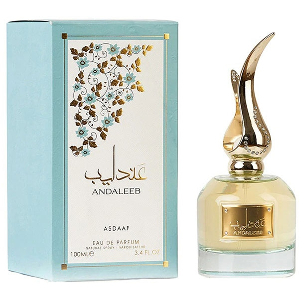 Apa de parfum ASDAAF Andaleeb, Femei, 100ml