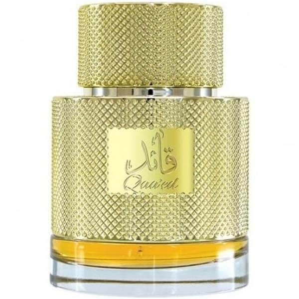 Apa de parfum LATTAFA PERFUMES Qaa'ed, Unisex, 100ml