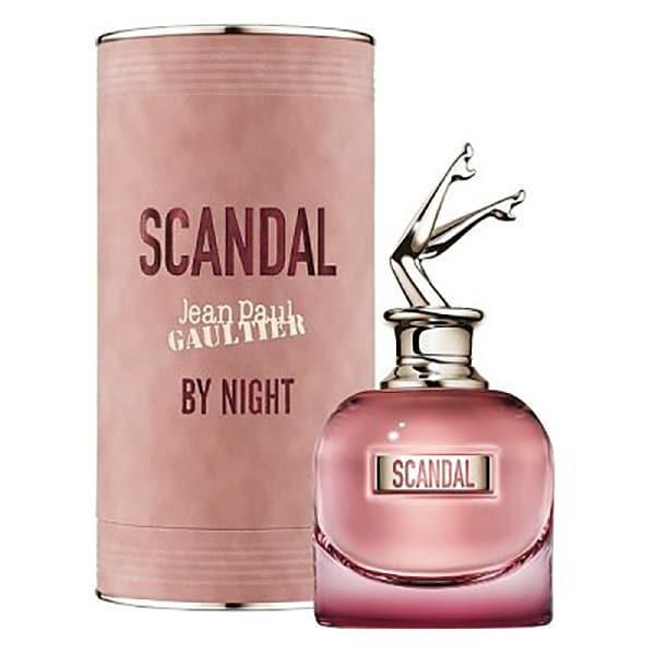 Apa de parfum JEAN PAUL GAULTIER Scandal By Night, Femei, 30ml