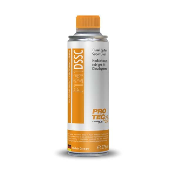 Aditiv curatare sistem alimentare DIESEL, DIESEL SYSTEM SUPER CLEAN PROTEC 375 ML
