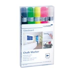 Set 5 markere LEGAMASTER, varf rotund, 2-3 mm