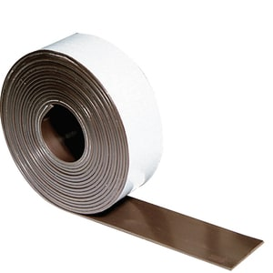 Banda magnetica autoadeziva LEGAMASTER, 12.5 mm x 3 m, alb