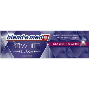 Pasta de dinti BLEND-A-MED 3D White Luxe, 75ml