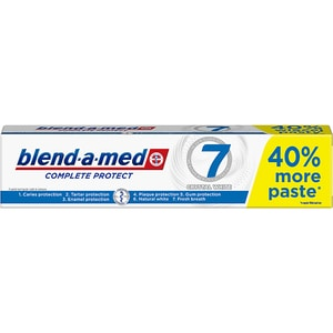 Pasta de dinti BLEND-A-MED Complete Protect 7, 140ml
