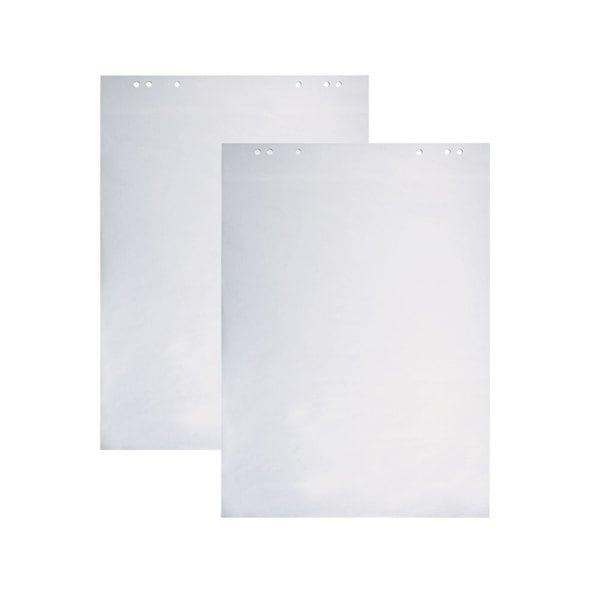 Hartie Flipchart RTC, 100 x 65 cm, alb