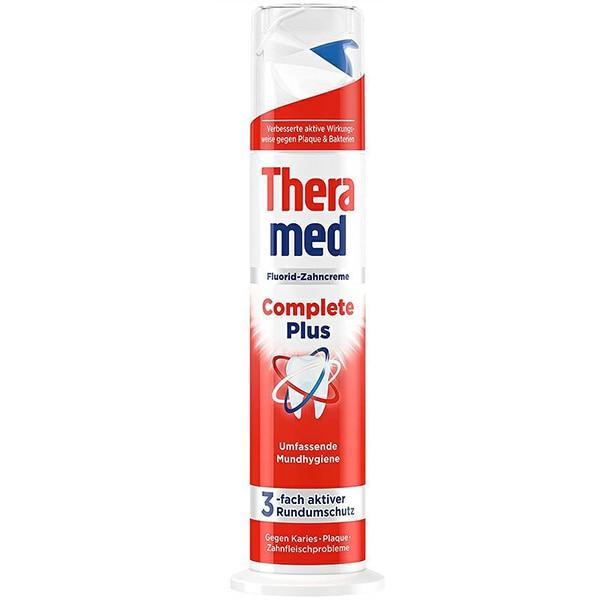 Pasta de dinti THERAMED Complete Plus, 100ml