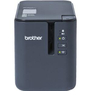 Imprimanta profesionala de etichete BROTHER PT-P900W, USB, Serial, Wi-Fi