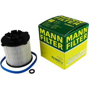 Filtru combustibil MANN PU9001X Cadillac BLS, Chevrolet Cruze/Malibu/Orlando, Opel Astra J/Insignia/Meriva B/Zafira