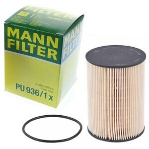 Filtru combustibil MANN PU9361X Audi, Seat, Skoda, VW