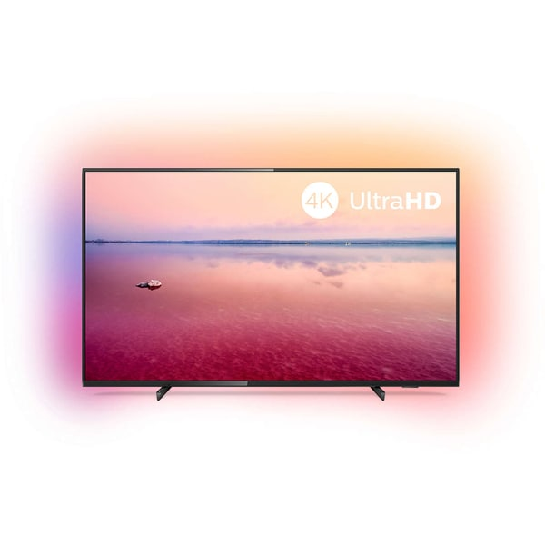 Televizor LED Smart PHILIPS 50PUS6704/12, Ultra HD 4K, HDR, Ambilight, 126 cm
