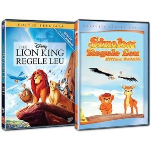 Pachet Regele Leu / Simba si Regele Leu Ultima batalie