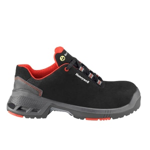 Pantofi de protectie HONEYWELL Prime ESD S3 SRC, bombeu compozit, microfibra, marimea 45, negru