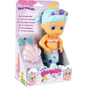 Papusa IMC TOYS Bloopies Sirena Lovely 99630, 18 luni+, multicolor