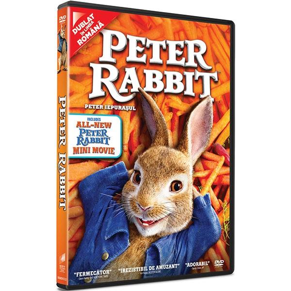 Peter Iepurasul DVD