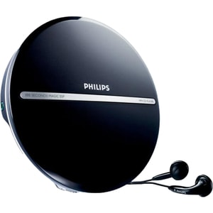 MP3-CD player PHILIPS EXP2546/12, 8W RMS,