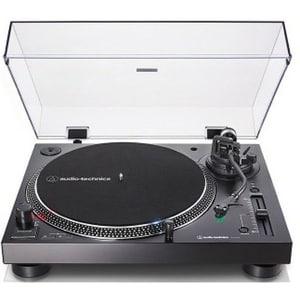 Pick-up AUDIO-TECHNICA AT-LP120USB, USB, negru