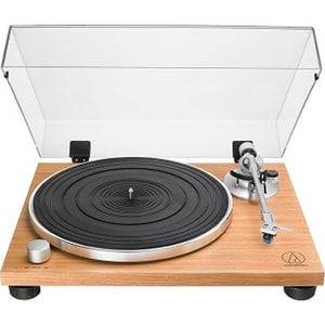 Pick-up AUDIO-TECHNICA AT-LPW30TK, RCA, maro deschis