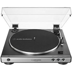 Pick-up AUDIO-TECHNICA ATLP60XUSB, USB, argintiu