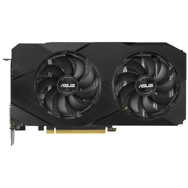 Placa video ASUS Dual NVIDIA GeForce RTX 2060 SUPER EVO V2, 8GB GDDR6, 256bit, DUAL-RTX2060S-A8G-EVO-V2