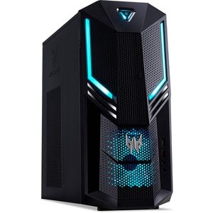 Sistem Desktop Gaming ACER Predator Orion 3000, Intel Core i7-9700 pana la 4.7GHz, 16GB, SSD 512GB, NVIDIA GeForce RTX 2060 Super 6GB, Endless