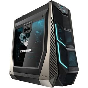 Sistem PC Gaming ACER Predator Orion 9000, Intel Core i7-9800X pana la 4.4GHz, 32GB, SSD 1TB + HDD 3TB, NVIDIA GeForce RTX 2080Ti 11GB, Windows 10 Home