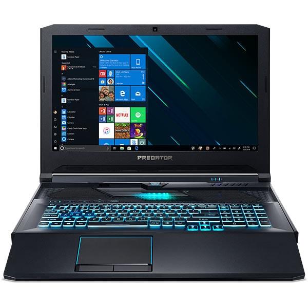 "Laptop Gaming ACER Predator Helios 700 PH717-71-79JC, Intel Core i7-9750H pana la 4.5GHz, 17.3"" Full HD, 16GB, SSD 1TB, NVIDIA GeForce RTX 2070 8GB, Windows 10 Home, negru"
