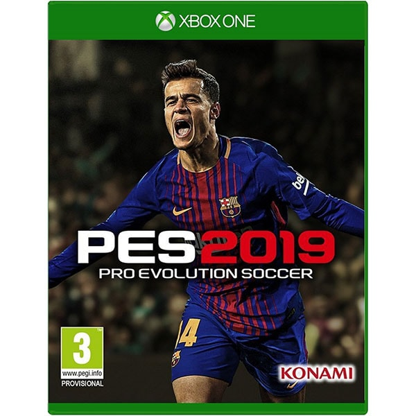 Pro Evolution Soccer 2019 (PES) Xbox One