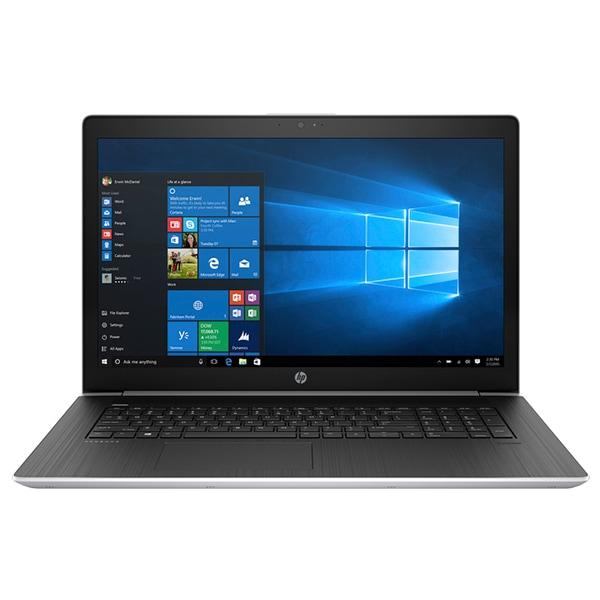 """Laptop HP ProBook 470 G5, Intel Core i7-8550U pana la 4.0GHz, 17.3"""" Full HD, 16GB, SSD 512GB, NVIDIA GeForce 930MX 2GB, Windows 10 Pro"""
