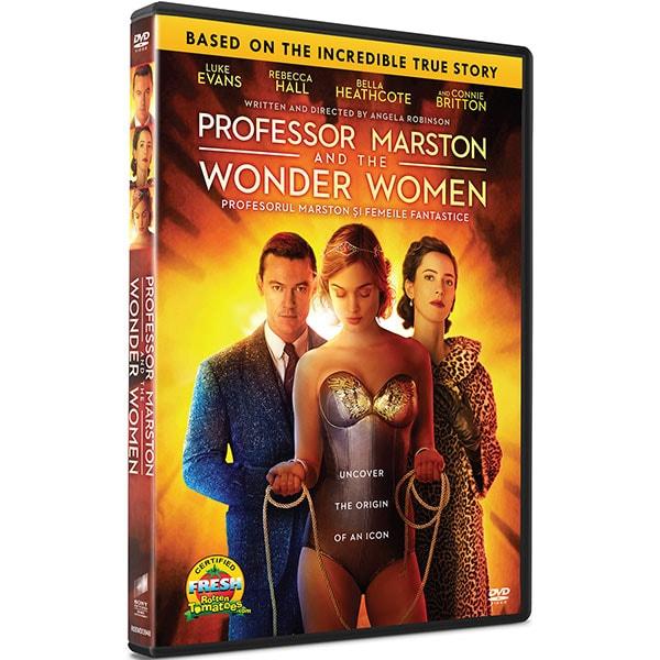 Profesorul si Femeile Fantastice DVD