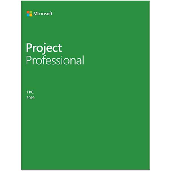 Licenta electronica Microsoft Project 2019 Professional, 1 dispozitiv, ESD