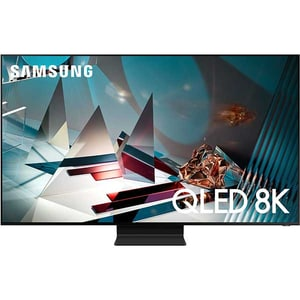 Televizor QLED Smart SAMSUNG 82Q800T, 8K, HDR, 207 cm