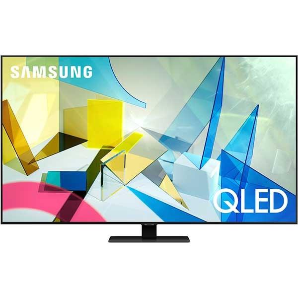 Televizor QLED Smart SAMSUNG 85Q80T, Ultra HD 4K, HDR, 214 cm