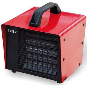 Aeroterma ceramica TESY HL 830 VPTC, 3 trepte de putere, 3000W, rosu-negru