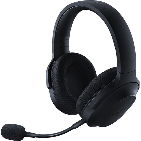 Casti Gaming Wireless RAZER Barracuda X, 7.1, USB, multiplatforma, negru