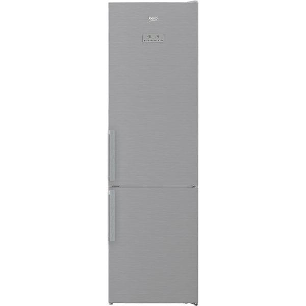 Combina frigorifica BEKO RCNA406E61ZXBHN, NeoFrost, 362 l, H 203 cm, Clasa C, inox