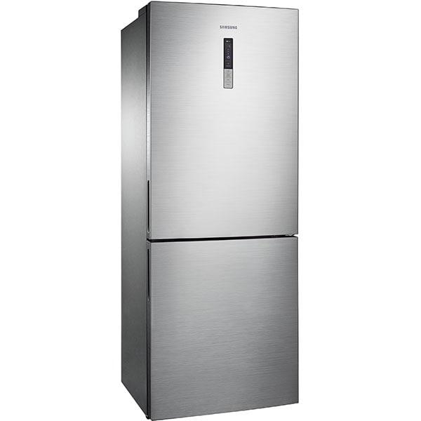 Combina frigorifica SAMSUNG RL435ERBAS8/EO, No Frost, 492 l, H 185 cm, Clasa E, All-Around Cooling, inox