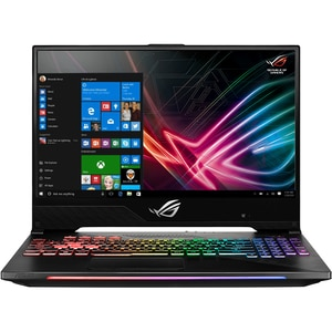 "Laptop Gaming ASUS ROG Strix Scar II GL504GS-ES058R, 15.6"" Full HD, Intel Core i7-8750H pana la 4.1GHz, 32GB, SSHD 1TB + SSD 256GB, NVIDIA GeForce GTX 1070 8GB, Windows 10 Pro"