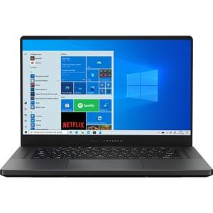 "Laptop Gaming ASUS ROG Zephyrus G15 GA503QS-HQ021T, AMD Ryzen 9 5900HS pana la 4.5GHz, 15.6"" Full HD, 32GB, SSD 1TB, NVIDIAGeForceRTX3080 8GB, Windows 10 Home, gri inchis"