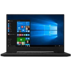 "Laptop Gaming ASUS ROG Zephyrus M GU502GV-AZ094R, Intel Core i7-9750H pana la 4.5GHz, 15.6"" Full HD, 32GB, SSD 512GB, NVIDIA GeForce RTX 2060 6GB, WebCam, Windows 10 Pro, negru"