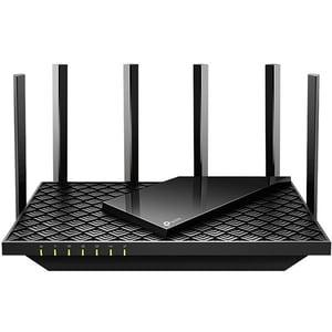 Router Wireless Gigabit TP-LINK Archer AX73 AX5400, Dual-Band 574 + 4804 Mbps, negru