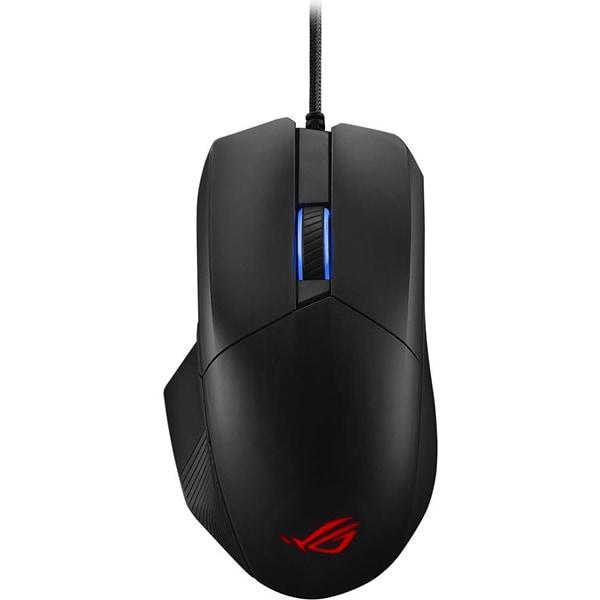 Mouse Gaming ASUS ROG Chakram Core, 16000 dpi, negru