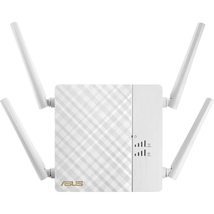 Wireless Range Extender ASUS RP-AC87 AC2600, Dual-Band 800 + 1734 Mbps, alb