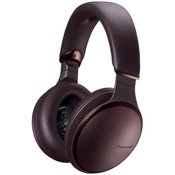 Casti PANASONIC RP-HD605NE, Bluetooth, On-Ear, Microfon, Noise Cancelling, bronz