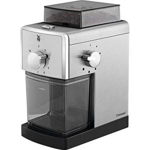 Rasnita cafea WMF Stelio 417070011, 180g, 110W, argintiu-negru